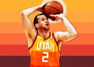 the best attitude c9ed9 0f759 Joe Ingles: the Quintessential Glue Guy - Basketball Index