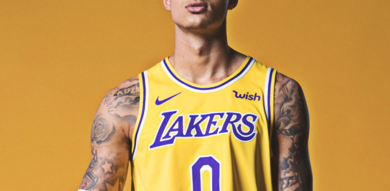 competitive price 9696e be1e2 Shot Types: What Makes Kyle Kuzma Successful Offensively ...