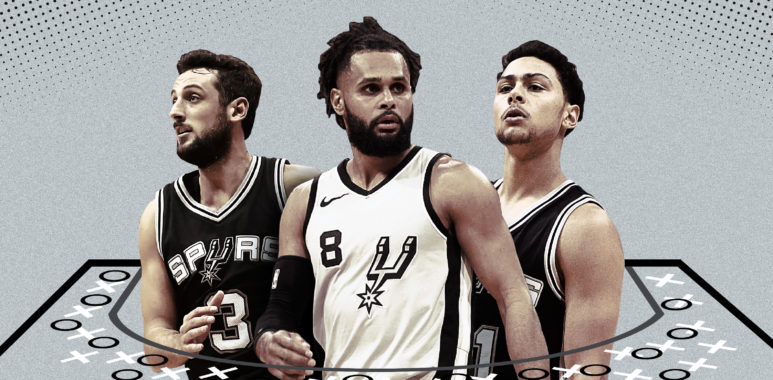 221d0e88c155 The Spurs Must Re-Embrace the Three-Point Shot - Basketball Index