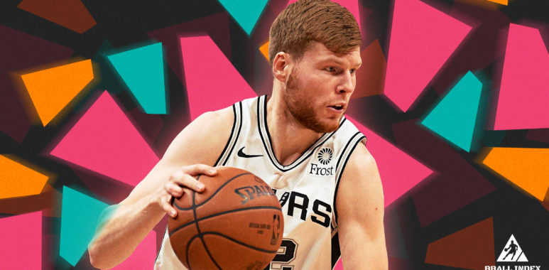 Davis Bertans is becoming an elite role player - Basketball