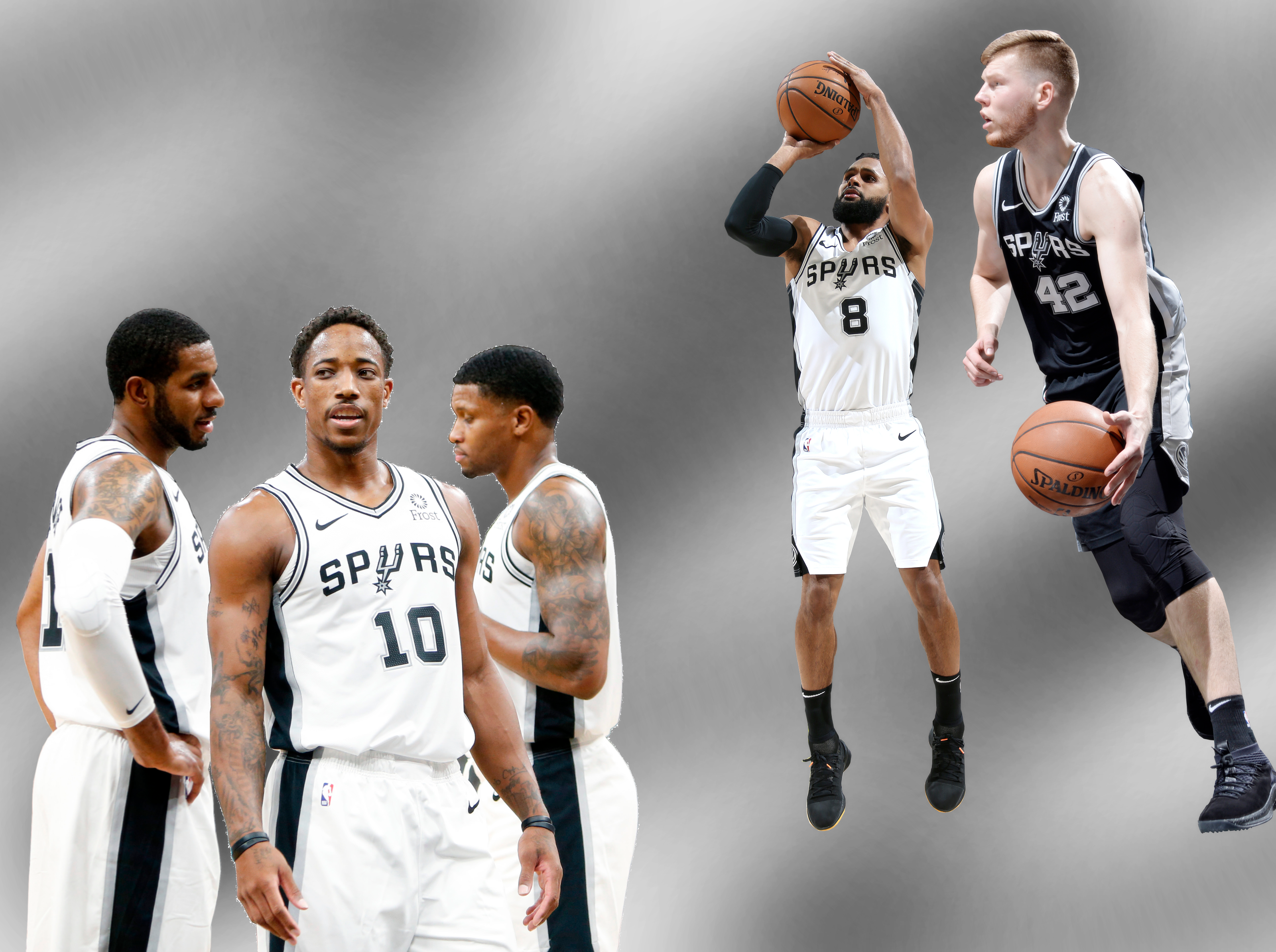 8d59819d074d The Spurs  Starters Need to Follow the Bench s Lead - Basketball Index