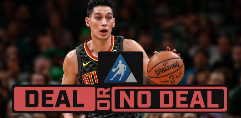 cb1af19554c Deal or No Deal: Jeremy Lin - Basketball Index