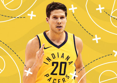 Doug McDermott of the Indiana Pacers