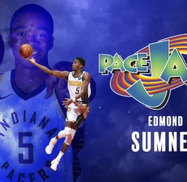 Edmond Sumner of the Indiana Pacers