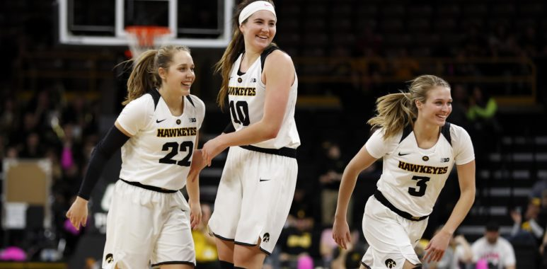 Women's NCAA Tournament opening weekend observations