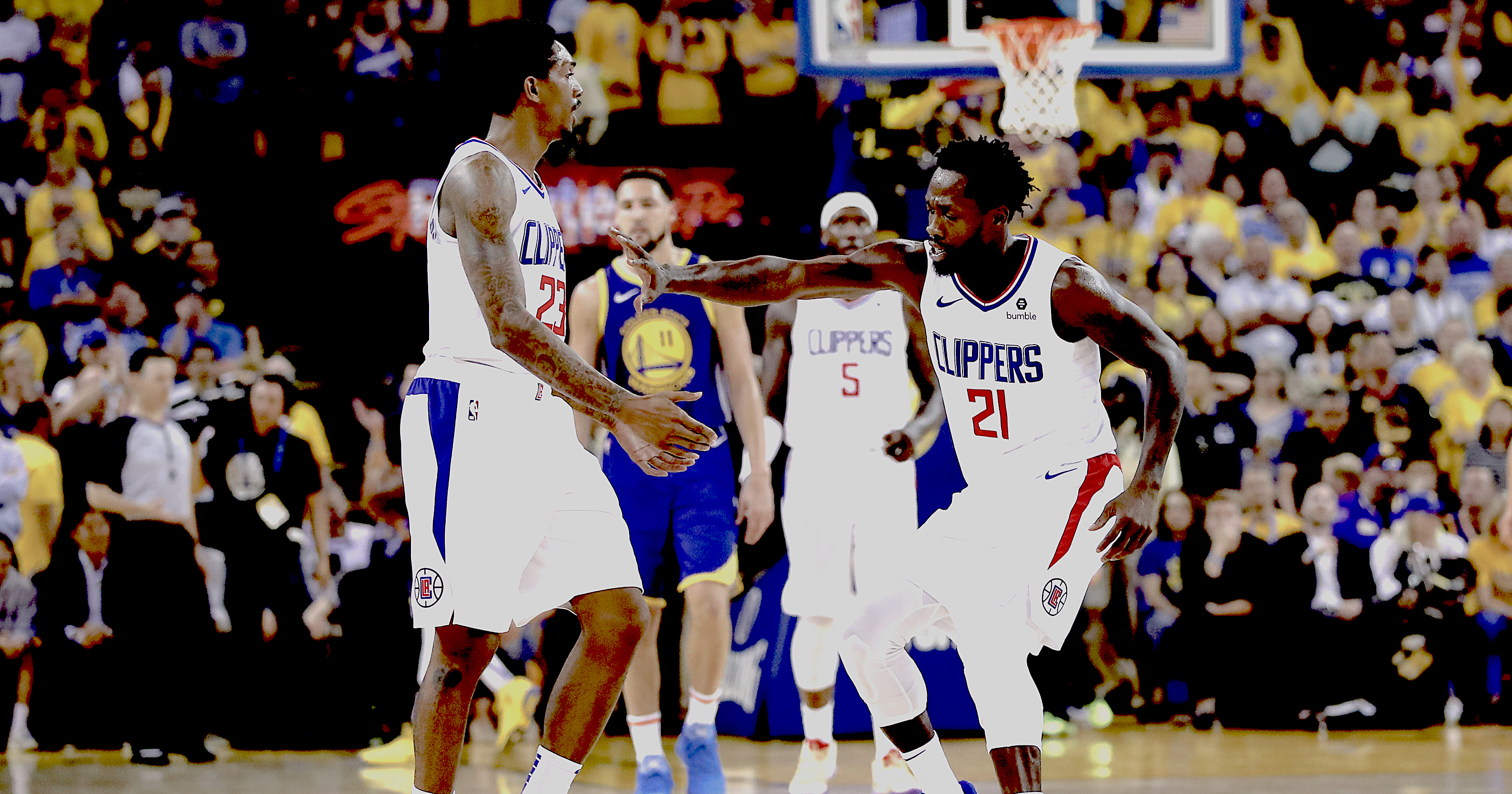 Clippers up the Intensity, force game 6 - Basketball Index