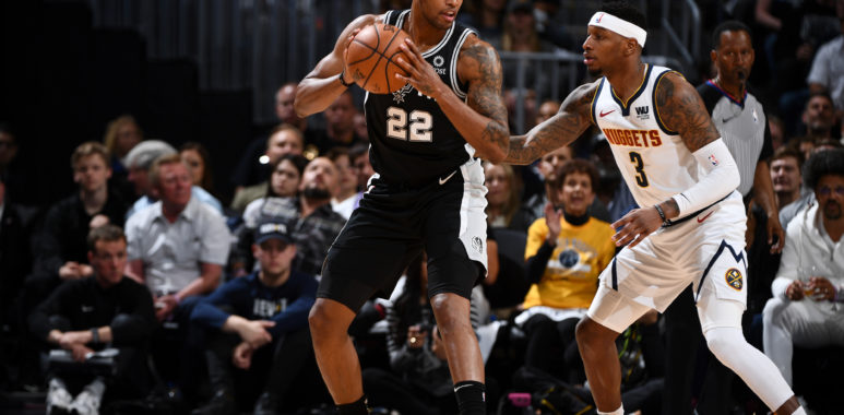 Spurs burned by Jamal Murray late in Game 2 loss - Basketball Index