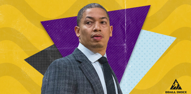 2e356beb3f0 The Lakers' Coaching Search - Basketball Index